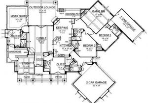 Aspen Creek House Plan aspen Creek 4846 4 Bedrooms and 4 5 Baths the House