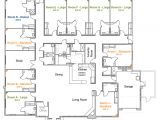 Assisted Living Home Floor Plan Residential Home Floor Plans Homes Floor Plans