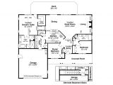 Associated Designs Home Plans Ranch House Plans Fern View 30 766 associated Designs
