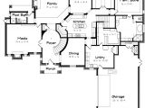 At Home Plan B 654424 Beautiful European Home with Grand Foyer House