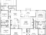 At Home Plan B Houseplans Biz House Plan 3027 B the Brookgreen B