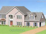Atampt Home Plans Arlington Modular Colonial Home Plan