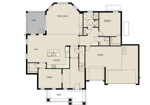 Atlantis Homes Floor Plans atlantis New Home Plan for Latham Park Estate In Winter