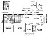Atlantis Homes Floor Plans Manufactured Home Floor Plan 2007 Clayton atlantis