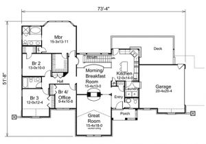 Atrium Home Plans atrium Ranch Home Plan 57226ha Ranch Traditional 1st