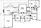 Atrium Home Plans Stylish atrium Ranch House Plan with Class 57134ha 1st
