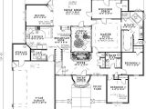 Atrium Home Plans Tuscan Home with Fabulous atrium 59856nd 1st Floor