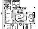 Australian Home Plans Floor Plans the Bedarra Australian House Plans