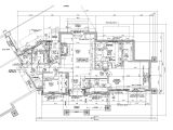 Autocad Home Design Plans Drawings Architecture Architectural Building Plans 2d Autocad House