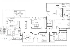 Autocad Home Design Plans Drawings Autocad Drawing House Floor Plan House Autocad Designs