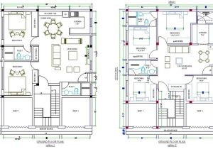 Autocad Home Design Plans Drawings House Plan In Autocad Drawing Bibliocad with Cad Drawing