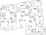 Autocad Home Plans Drawings Stylish 2d Autocad House Plans Residential Building