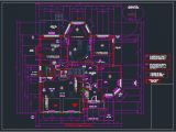 Autocad Plans Of Houses Dwg Files House Floor Plans for Autocad Dwg Home Deco Plans