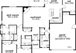 Award Winning Empty Nester House Plans Garden Home Floor Plans Award Winning Empty Nester House