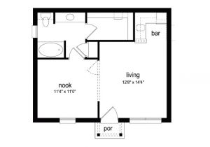 Bachelor Pad House Plans 7 Tiny Studio Floor Plans that Would Make Perfect Bachelor