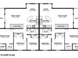 Back to Back Duplex House Plans Back to Back Duplex House Plan Hunters