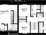 Back to Back Duplex House Plans Duplex House Plans Apartment Over Garage Adu Floor Plans