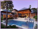 Bali Style Home Plans New Bali Home Designs 1homedesigns Com
