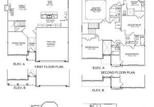 Ball Homes Manhattan Floor Plan Ball Homes Montego Floor Plan