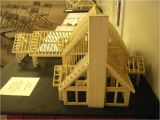 Balsa Wood Model House Plans Balsa Wood House Model Kits Rightful73vke