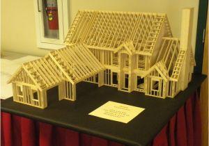 Balsa Wood Model House Plans Balsa Wood House Models Model Pinterest