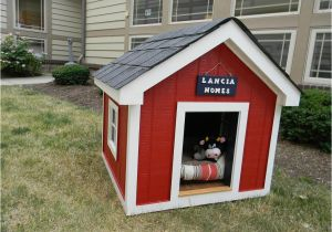 Barn Dog House Plans Porch Barn Roof Style Dog House Project Plans Pet Size Up
