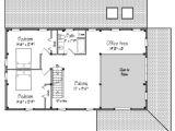 Barn Floor Plans for Homes Small Barn House Plans
