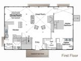 Barn Home Floor Plans This is the Floor Plan with Master Downstairs I Want to