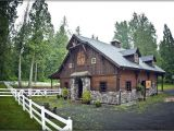 Barn Home Plan Outdoor Alluring Pole Barn with Living Quarters for Your