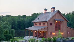 Barn Home Plans with Photos the Easy Way for Constructing Pole Barn Houses Home
