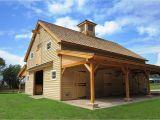 Barn Homes Plans Sasila Post and Beam Horse Barn Plans