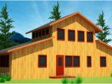 Barn Style Homes Plans Barn Style House