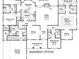 Basement Floor Plans for Ranch Style Homes Ranch House Floor Plans with Basement 2018 House Plans
