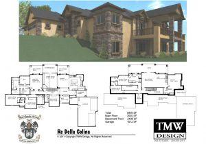 Basement Home Plans Designs House Plans with Daylight Basement Inspirational Rambler