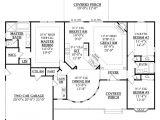 Basement Only House Plans One Level House Plans with No Basement Unique E Level