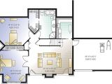 Basement Only House Plans the Lodge 1147 5 Bedrooms and 3 Baths the House Designers