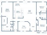 Basic Home Floor Plans Metal Buildings with Living Quarters Metal Buildings as