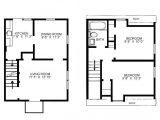 Basic Tiny House Plans Floor Plans for Small Houses or by Stylish Simple Floor