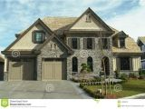 Bc Home Plans Home Design Large Home House Design Bc Royalty Free Stock