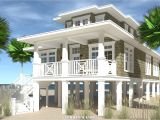 Beach Front Home Plans Beach House Plans with Front View