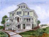 Beach Home Plans Beach House Plan with Cupola 15033nc Architectural