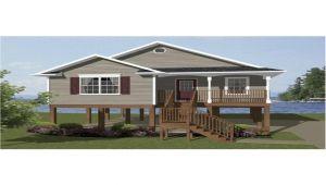 Beach Home Plans On Pilings Raised Beach House Plans Beach House Plans On Pilings