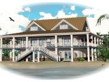 Beach Style Home Plans Beach Style House Designs Home Plans Raised Beach House