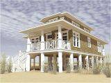 Beach Style Homes Plans Beach House Plans Coastal Home Plans the House Plan