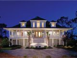 Beach Style Homes Plans Low Country House Plan Low Country Craftsman House Plans