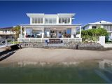 Beachfront Home Plans House Plans and Design Contemporary Beach House Plans