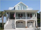 Beachfront Home Plans Small Beach House Exteriors Coastal Cottage Exterior House