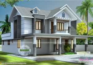 Beautiful Home Design Plans Beautiful 2545 Sq Ft Home Design Kerala Home Design and