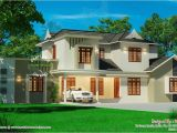 Beautiful Home Design Plans Home Design Beautiful Sloped Roof Residence Kerala Home