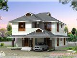 Beautiful Home Floor Plans 1760 Sq Feet Beautiful 4 Bedroom House Plan Kerala Home